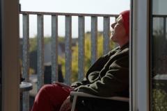 Fünfzehn Zimmer, Filmstill. Regie: Silke Schissler