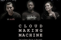 Cloud Making Machine, Filmplakat