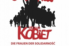 Die Frauen der Solidarność. Filmplakat. Regie: Piotr Śliwowski, Marta Dzido