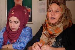 """""""Experiment Rojava in Syrien - Eine Gesellschaft im Aufbruch"""". Frauenrat Fatma & Fehriya. Regie: Robert Krieg"""