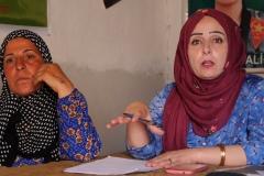 """""""Experiment Rojava in Syrien - Eine Gesellschaft im Aufbruch"""". Frauenrat Fatma & Nujuda. Regie: Robert Krieg"""