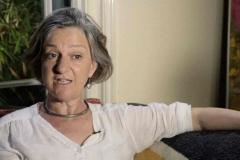 Free Speech Fear Free. Filmstill. Julia Farrington