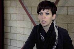 Free Speech Fear Free. Filmstill. Natalia Kaliada
