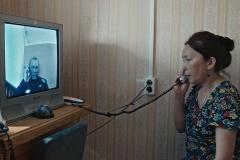 Im freien Fall, Filmstill. Regie: Susanne Schüle & Elena Levina