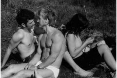 Out in Ost Berlin. Filmstill. Regie: Jochen Hick & Andreas Strohfeldt