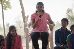 Swarna Lakshmi, 15, Prime-Minister