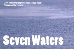 Seven Waters. Filmplakat. Regie: Eberhard Spreng.