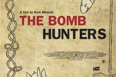 The Bomb Hunters. Filmplakat. Regie: Rick Minnich